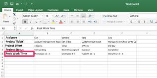 How Do You Feel About Your Present Workload Workload Management Template In Excel Priority Matrix Productivity