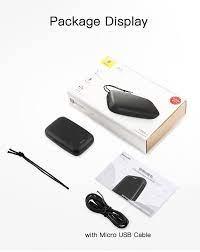 Pin sạc dự phòng Mini Baseus Q Portable 10000mAh cho Smartphone/Tablet –  Baseus Việt Nam