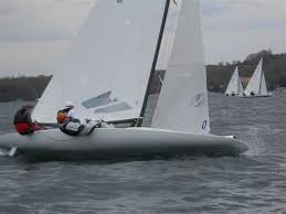 This boat was built by master boat builder bob pagel. 2014 Geneva Spring Reports National Class E Scow Association