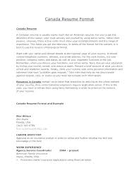 Canada Resume Template Resume Template Free Resume Templates Resume ...