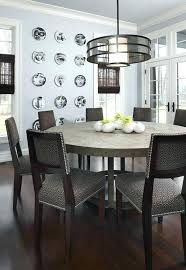 round dining room sets for 8 tables table seats person dimensions