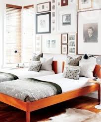modern twin bed. Mid Century Twin Bed Modern D