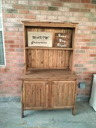 rustic kitchen hutch diy pallet wonderful wooden furniture plans with rustic kitchen hutch