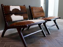 wood frame accent chairs. Chairs Decor Selection With Full Leather Cushioning And Nail Head Trim Wood Frame Accent