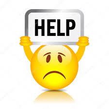 Vector Help Sign Stock Vector Arcady 40334707