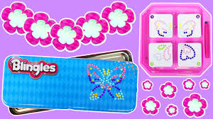 Decorate Pencil Case Blingles Mega Bling Accessories Pack Play Kit Diy Design