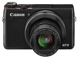 canon powershot g7x review cameralabs powershot g7 x front