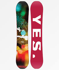 Yes Snowboard Size Chart Yes Libre 154 Snowboard