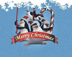 christmas penguin wallpaper. Beautiful Penguin Penguins Of Madagascar Images Yes A Christmas Wallpaper HD Wallpaper And  Background Photos Throughout Penguin S