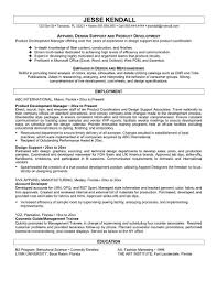 Fashion Resume Examples Examples Of Resumes