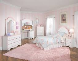 kids bedroom furniture with desk. Bedroom Kids Furniture Sets Light Blue Striped Covered Bedding Combine Wooden Study Desk Sconces And Drawers With