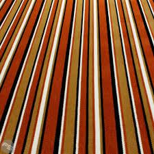 Funky Stripes Orange carpet