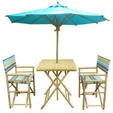 outdoor dining set 3 piece bistro set