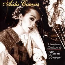 Canciones Inéditas de Maria Grever by Aida Cuevas - Pandora
