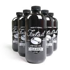 I know these sound like odd combos, but you're going to want to give them a try. Cold Brew Coffee 12oz Bottles 6 Pack By Foxtail Coffee Co Foxtail Coffee Co Roasted Brewed In Winter Park Fl