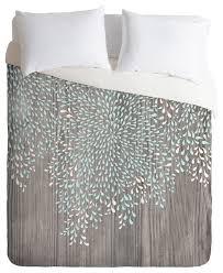 deny designs iveta abolina coastal raindrops duvet cover lightweight