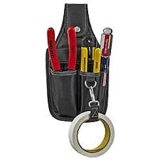 tool holder belt. craftsman rear pocket pouch tool holder belt