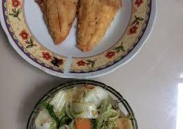 Ini adalah resep ikan goreng bumbu pedas ini adalah inspirasi dari masakan thailand. Resep Ikan Kerapu Fille Goreng Tepung Yang Sempurna Kreasi Masakan