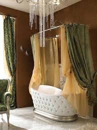 high end shower curtain bathroom ideas
