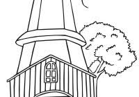 St Lucia Coloring Pages Printable Coloring Page For Kids