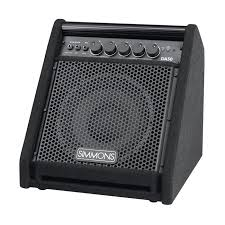 simmons amp. simmons da50 drum amplifier \u2013 practice and rehearsal amp m