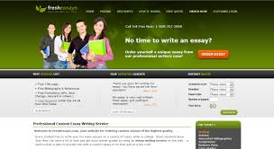 who writes best custom essays freshessays com review