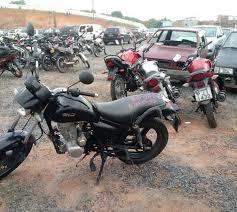 Detran deve leiloar mais de 800 veículos em Santarém e mais quatro cidades do estado do Pará