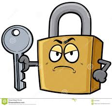 Image result for a padlock animation