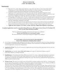 Probation Officer Cover Letter Samples Cover Letter