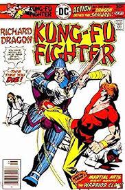 Amazon Com Richard Dragon Kung Fu Fighter 11 Fn Dc Comic Book