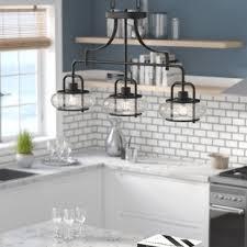 kitchen island lighting pictures. Braxton 3-Light Kitchen Island Pendant Kitchen Island Lighting Pictures