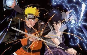 Wallpaper black, Anime, naruto, sasuke ...