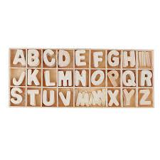 156x wood embellishments wooden letters alphabet sbook crafts kids toys