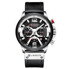 <b>Curren 8329</b> Quartz Watch Business <b>Men</b> Sport Waterproof ...