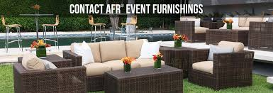 Where to Rent Event Furniture