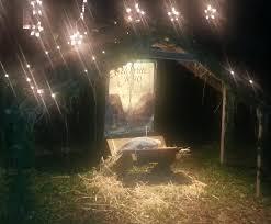Manger Light I Spy Jesus Celebrating Holidays