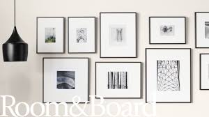 Small Picture How to Create a Modern Frame Wall YouTube