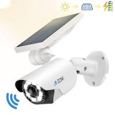 Lighting Black 800Lumens 8 LED Spotlight 5-Watt <b>Solar</b> Lights ...