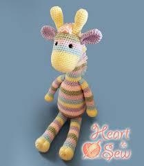 Crochet Giraffe Pattern Enchanting Julie's Giraffe Free Crochet Amigurumi Pattern