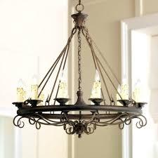 franklin iron works chandelier best custom lighting images on