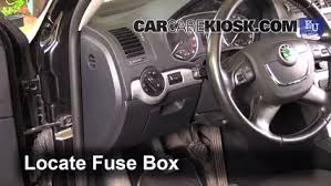 interior fuse box location 2004 2012 skoda octavia 2011 skoda Skoda Fabia Fuse Box Location interior fuse box location 2004 2012 skoda octavia skoda fabia fuse box location layout
