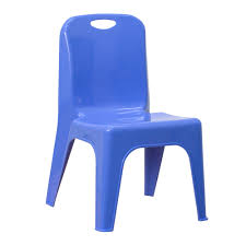 preschool chair. Blue Plastic Stackable School Chair With Carrying Handle And 11 Preschool R