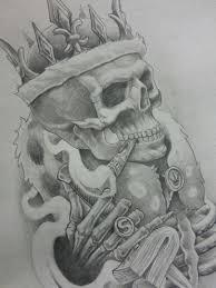 Mayseenko эскиз свободен Inkbe Tattoo Chicano Tattoo Sketch