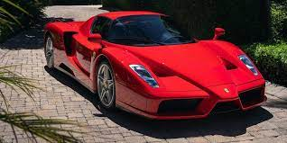 2 6 Million Ferrari Enzo Is The Most Expensive Car Sold Online