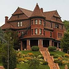 location the historic mccune mansion the place where my parents were married check out their website its beautiful check haunted house