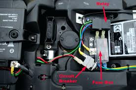 car wire into fuse box gardendomain club how to wire into a fuse box how to connect car stereo fuse box can am accessory tech article by wire into this