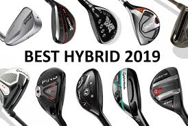 Hybrid Golf Club Degree Chart Best Hybrids 2019 Todays Golfer