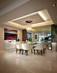 Modern Ceiling Design Elegant Stylish And Dining Room Ceiling Design