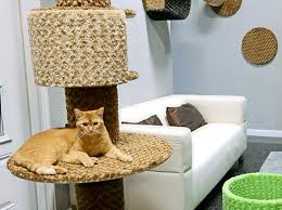 introducing urban feline modern cat furniture urban cat tree r91