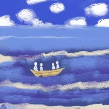 the open boat summary com